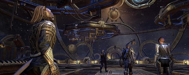 the Elder Scrolls Online clockwork city dlc