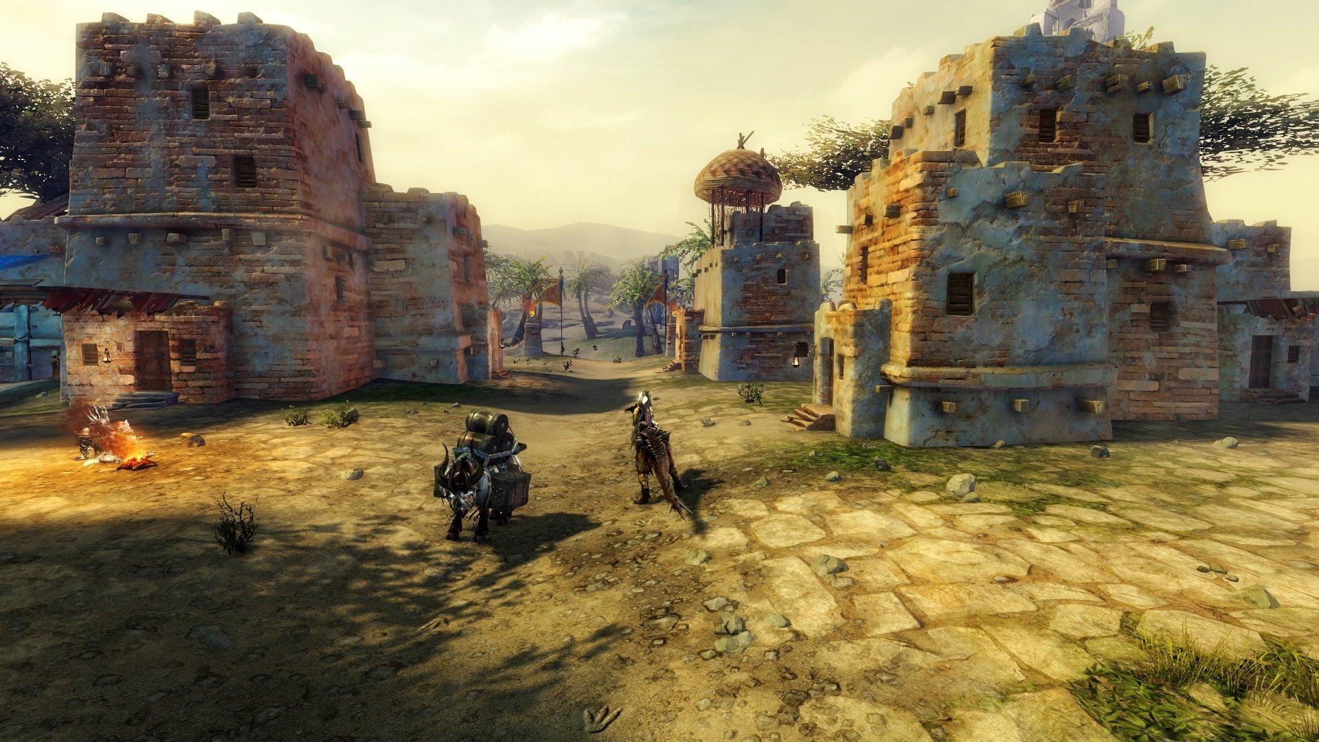 guild wars 2 Path of Fire recensione