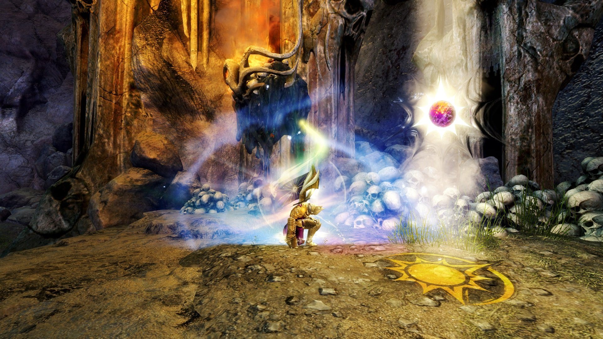 guild wars 2 Path of Fire recensione