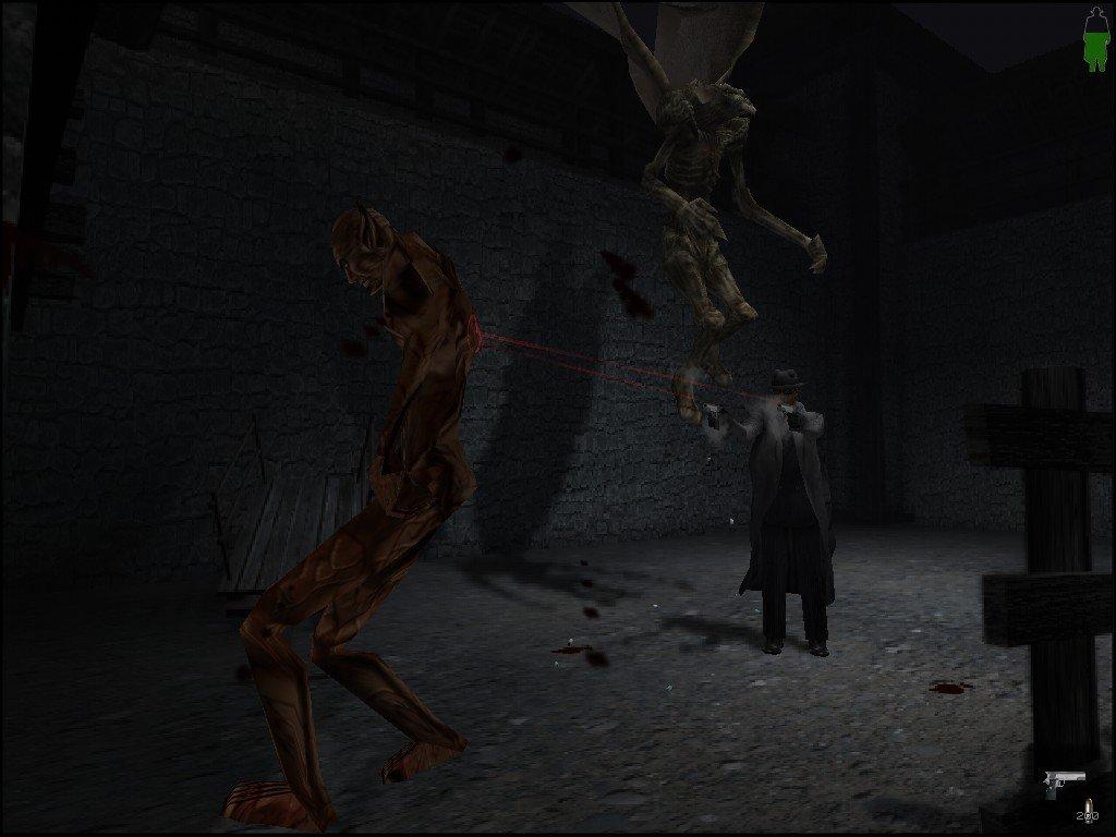 Nocturne ombre in tempo reale grafica videogiochi