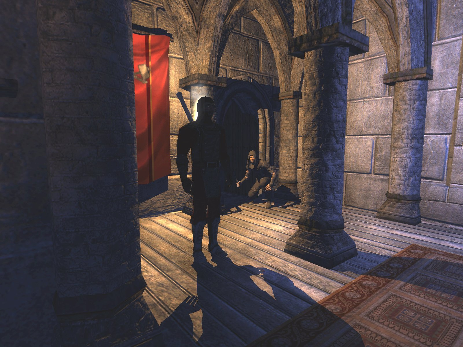 thief deadly shadows ombre in tempo reale grafica videogiochi