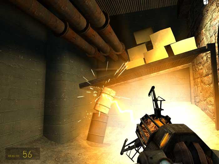 grafica videogiochi half-life 2