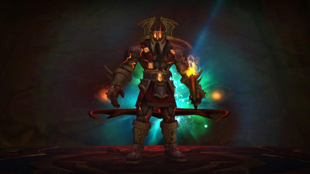 WoW world of warcraft Legion burning throne raid Antorus trono infuocato