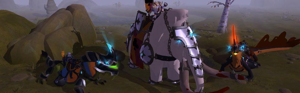 Albion Online: Con l'update Kay arrivano le mount da battaglia e nuove armi artefatto