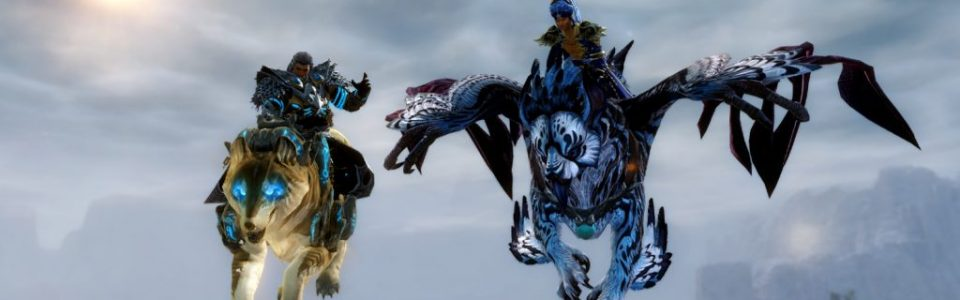 Guild Wars 2: Disponibile la patch di bilanciamento, nuove spettacolari skin per le mount