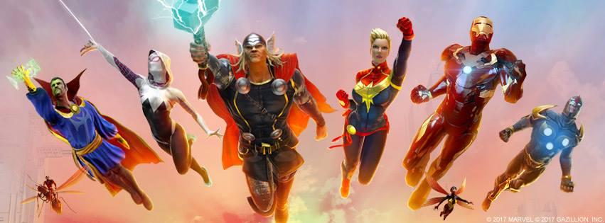 Marvel Heroes omega MMO chiusi