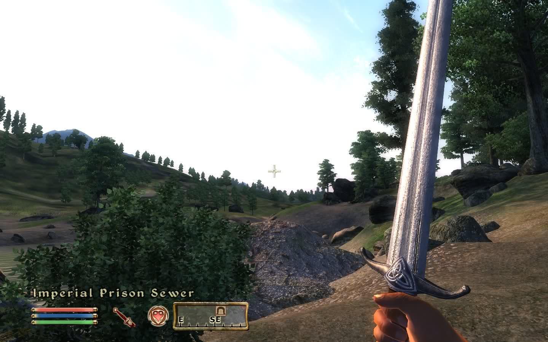 grafica videogiochi oblivion