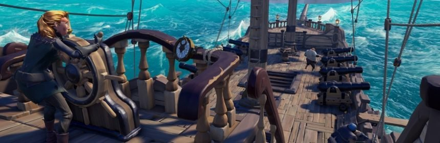 Sea of Thieves: Nuovo video, gli sviluppatori invitano tutti a provare la prossima alpha