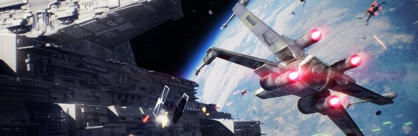 Crying Suns gratis su Epic Games Store, Star Wars Battlefront 2 dalla prossima settimana