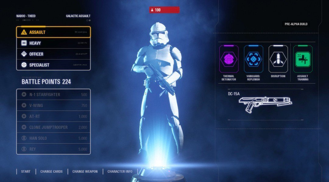 Star Wars Battlefront 2 star card pay to win