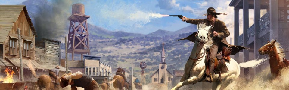 Stasera streaming esclusivo dell'Early Access Alpha di Wild West Online