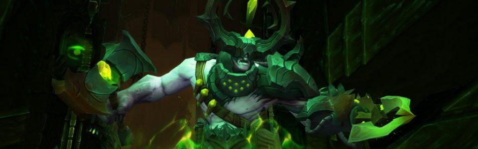 World of Warcraft: Il 28 novembre aprirà il raid Antorus, il Trono Infuocato