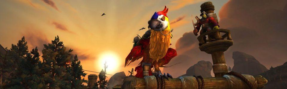 World of Warcraft: Ecco tutti i dettagli sull'espansione Battle for Azeroth