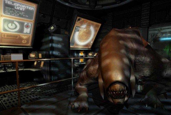 doom 3 ombre carmack's reverse grafica videogiochi
