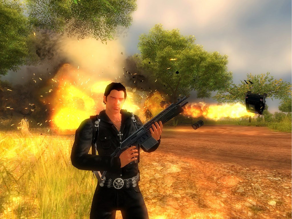 grafica videogiochi just cause