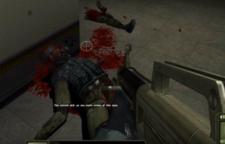 soldier of fortune 2 ragdoll grafica videogiochi