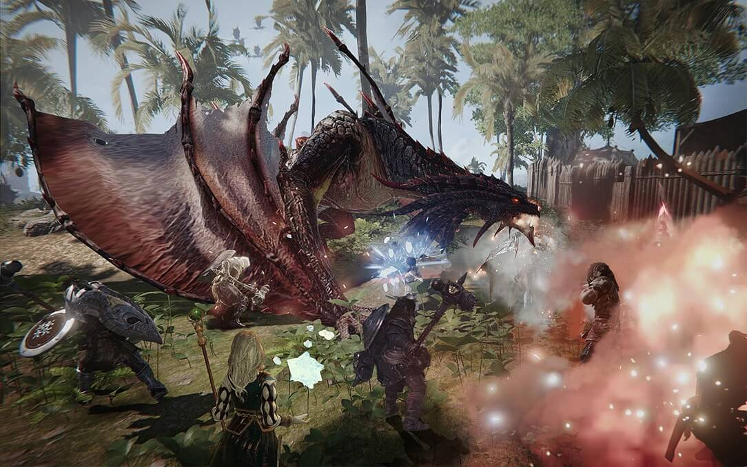ascent Infinite Realm MMO 2018 most wanted MMORPG 2018