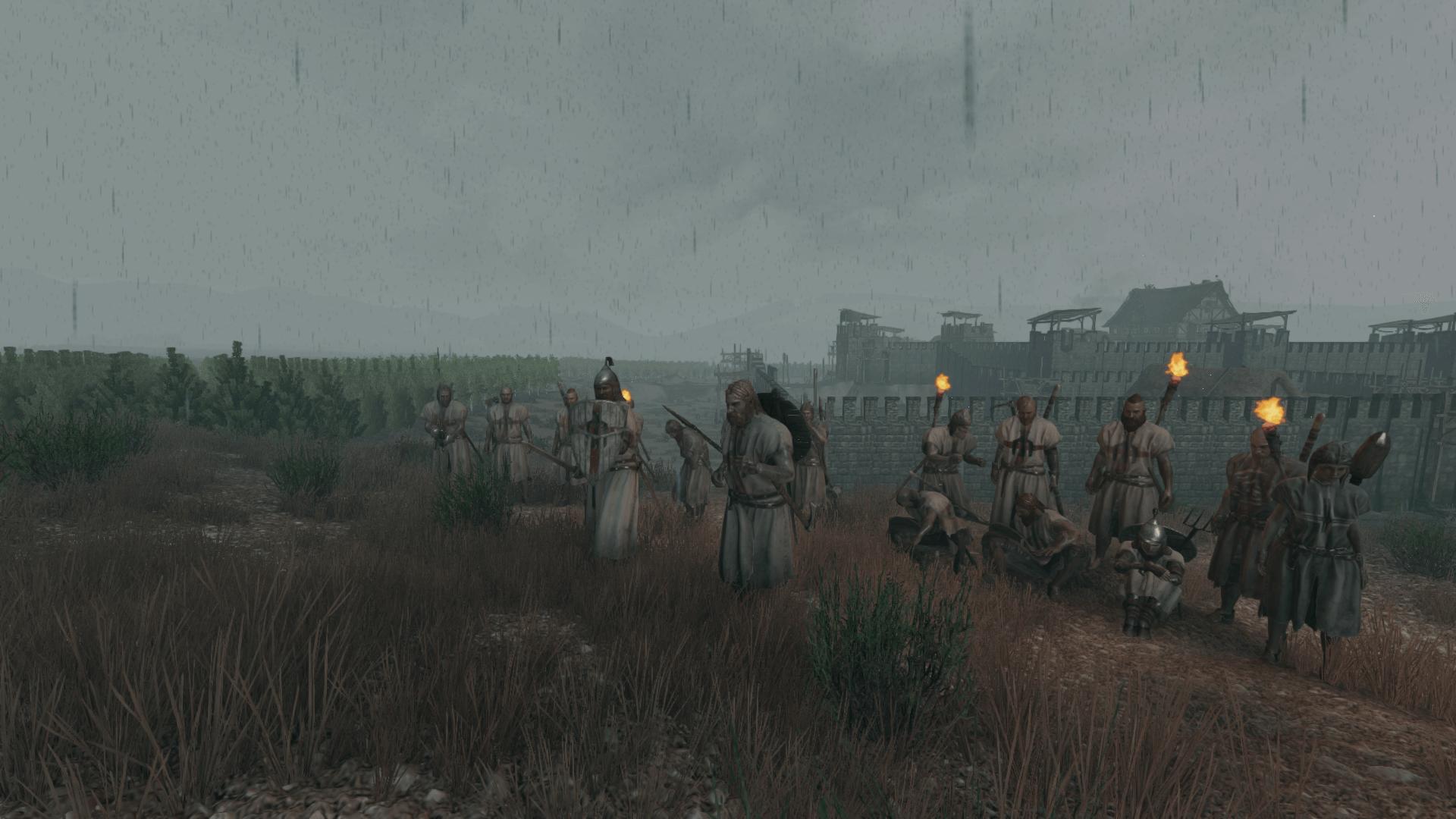 BarnVargar life is feudal MMO