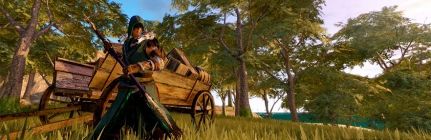 Camelot Unchained presto in beta, grandi annunci in arrivo il prossimo mese