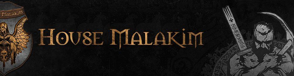 Bacheca Gilde – House Malakim per Life is Feudal MMO