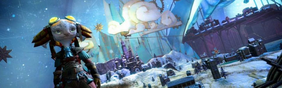 Guild Wars 2: Wintersday e balance patch disponibili