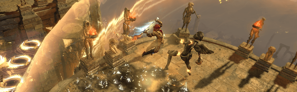 Path of Exile: Disponibile l'espansione War for the Atlas
