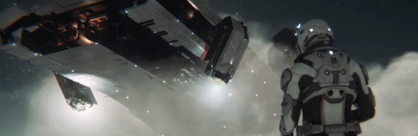Star Citizen: Video sul volo atmosferico e nuove info su Squadron 42