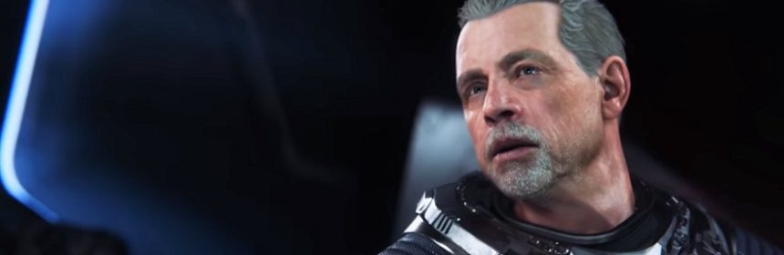 Star Citizen: Un nuovo video mostra il personaggio di Mark Hamill in Squadron 42