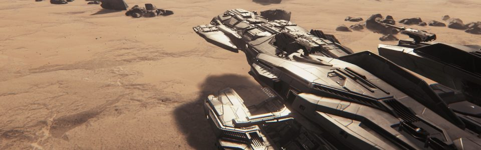 Star Citizen: Alpha 3.0 ora live per tutti i backer