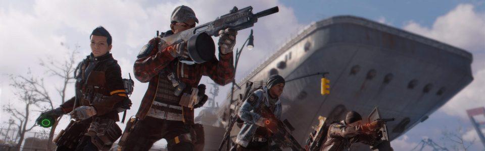 The Division: L'aggiornamento 1.8 Resistenza arriva oggi, ecco trailer e dettagli
