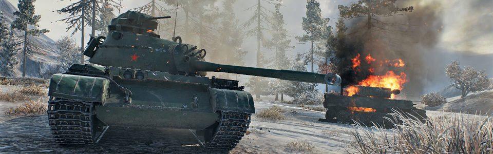World of Tanks: Versione 1.0 in arrivo a marzo, nuovo trailer