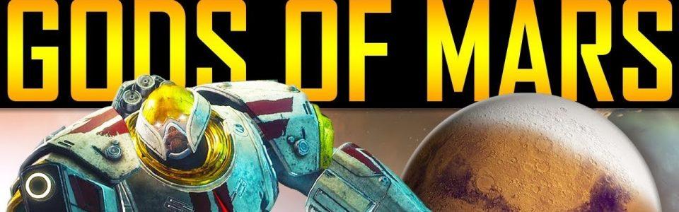 Destiny 2: Leakato il secondo DLC, Gods of Mars