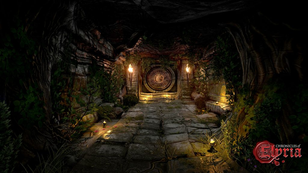 Chronicles of Elyria - Dungeon