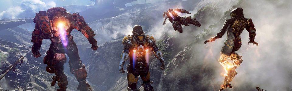 Anthem rinviato al 2019, il suo successo è fondamentale per EA e BioWare
