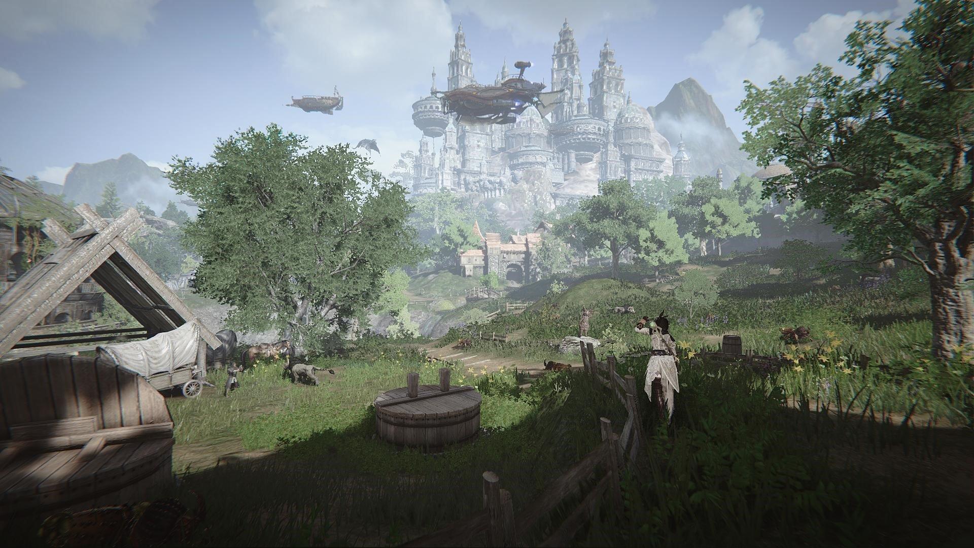 elyon ascent infinite realm MMO 2021 Gli MMO più attesi del 2021 e oltre video speciale MMORPG 2021 MMO.it 2021