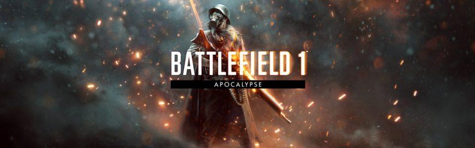 Battlefield 1: Svelata la quarta espansione, Apocalypse, in uscita a febbraio