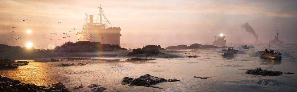 Battlefield 1: Disponibile la seconda parte di Turning Tides, North Sea