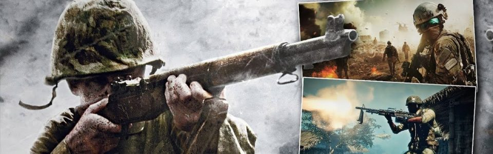 Ecco perchè Battlefield 2018 sarà ambientato nella seconda guerra mondiale