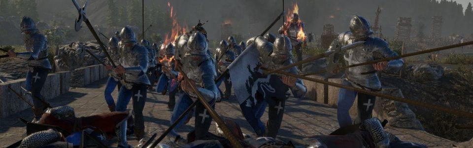 Conqueror's Blade: Iniziata la closed beta, finito il nostro giveaway