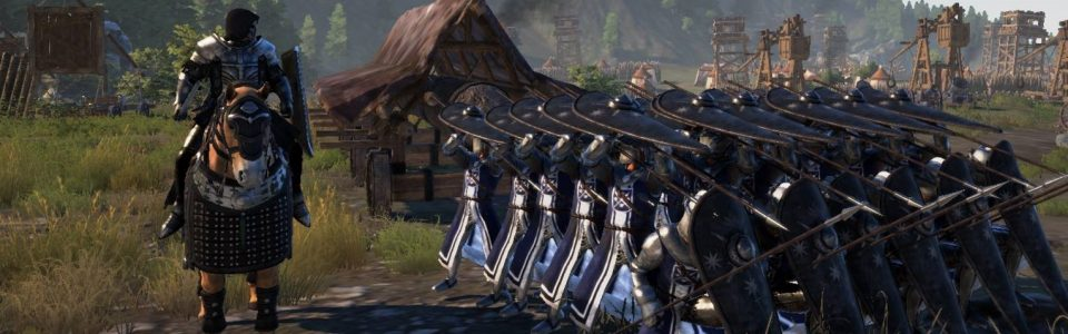 Giveaway esclusivo della closed beta di Conqueror's Blade
