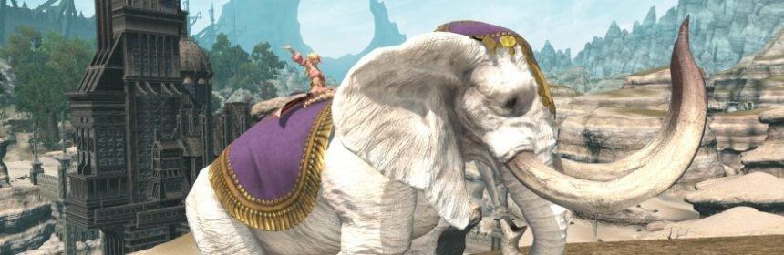 Final Fantasy XIV: Disponibile la patch 4.2, Rise of a New Sun