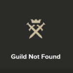 Bacheca Gilde – Guild Not Found per Albion Online