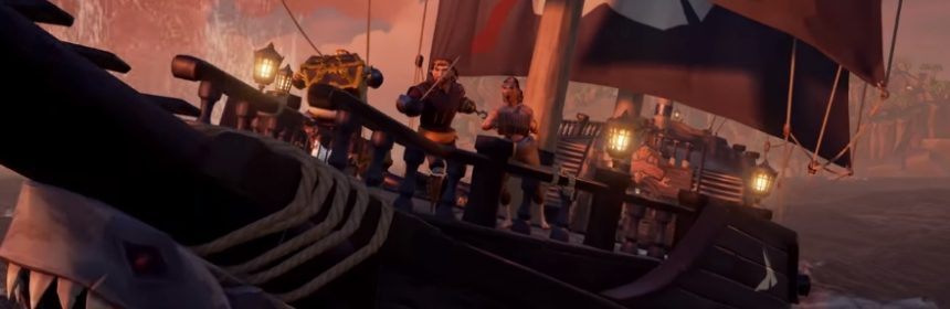 Sea of Thieves: Annunciata la closed beta, al via il 24 gennaio