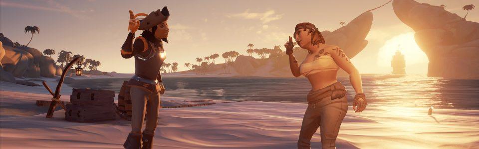 Sea of Thieves: Closed beta prolungata di due giorni, stasera nuovo streaming