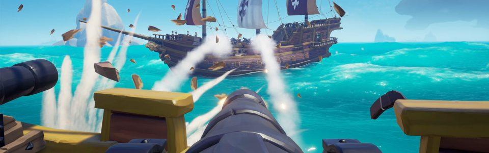 Sea of Thieves: Torna Capitan Plinious, stasera nuovo streaming della beta