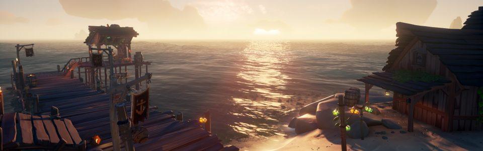 Iniziata la closed beta di Sea of Thieves, stasera nuovo streaming speciale