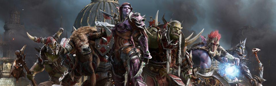 World of Warcraft: Battle for Azeroth uscirà entro il 21 settembre, aperti i preorder