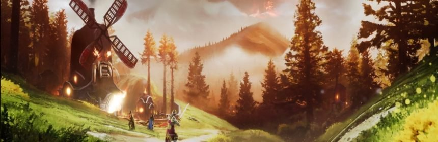 Ashes of Creation: Nuovo video sulle ambientazioni