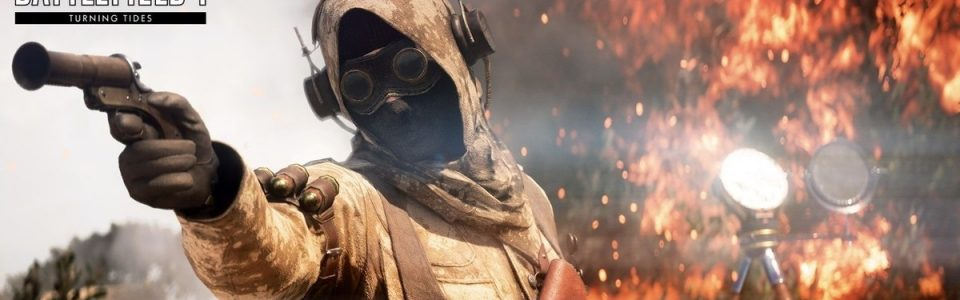 Stasera streaming di Battlefield 1: Turning Tides
