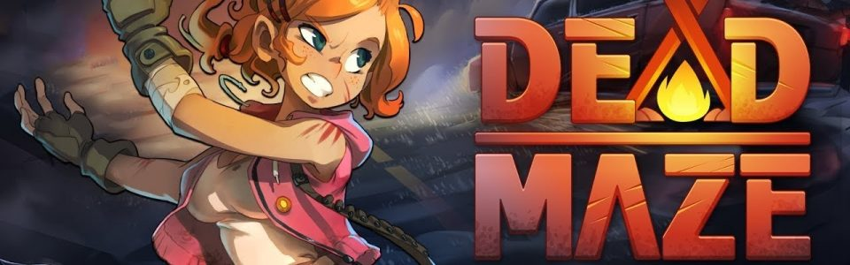 Giveaway di Dead Maze, MMO survival in arrivo su Steam
